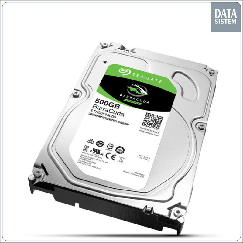 Hard Disk <b>500GB Seagate</b> (ST500DM009)